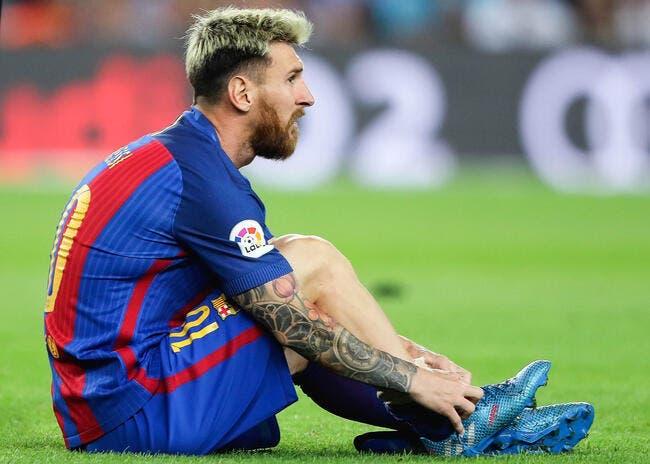 Arg : Le plus grand danger de Messi ? C'est Messi