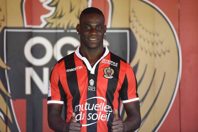 L1 : Balotelli avoue pourquoi il a signé à Nice, sa réponse vous surprendra
