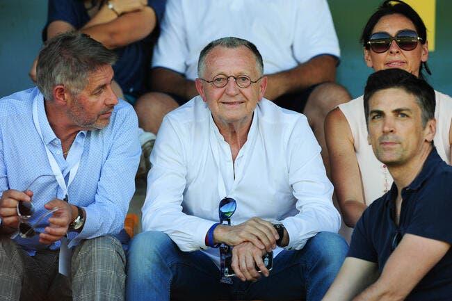 OM - OL : Un élu marseillais de Droite accuse Aulas sur le Parc OL