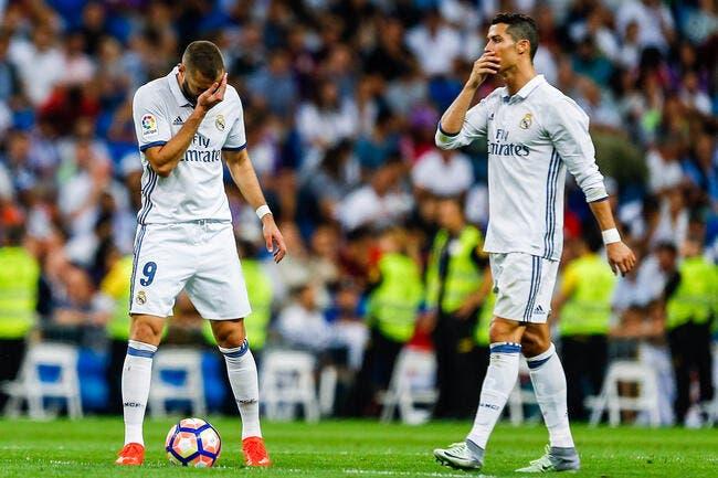 La BBC, un gros boulet pour le Real Madrid !