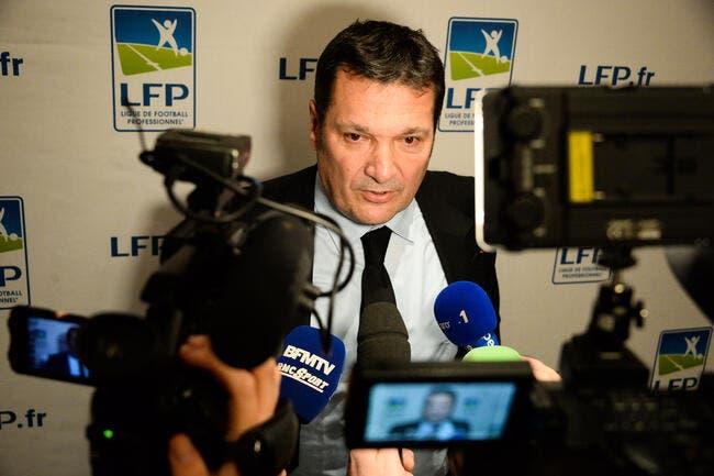 LFP : Faute de quorum, élection reportée à la Ligue