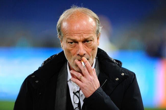 AS Roma : Walter Sabatini quitte son poste de directeur sportif