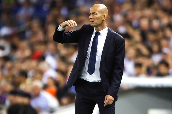 Real Madrid : Zidane va se faire virer et le sait