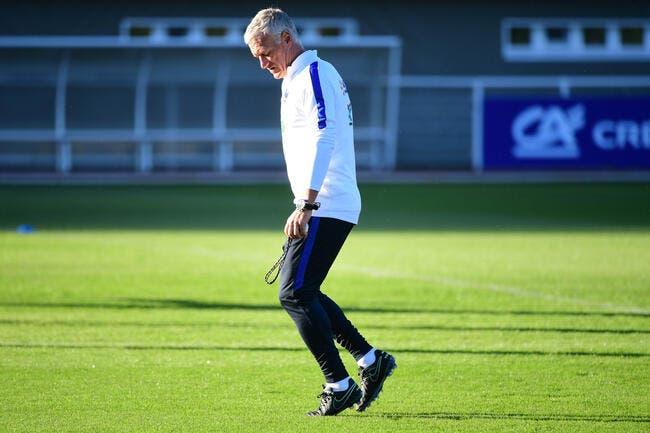 France : L'équipe probable face à la Bulgarie, avec Gameiro