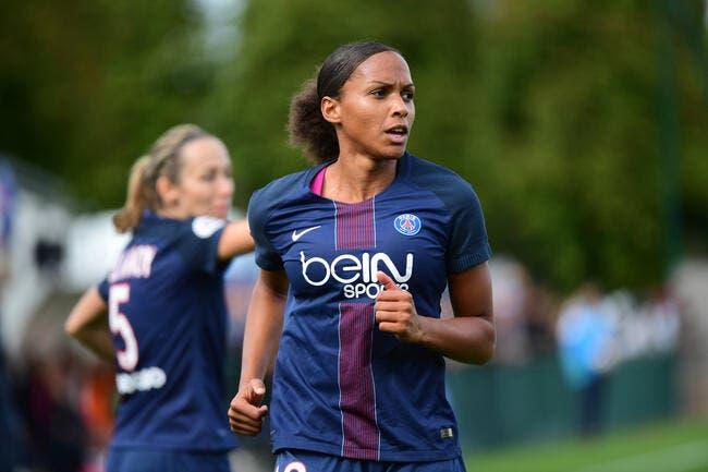 LdC féminine : Le PSG chute à Lillestrom...