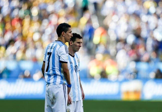 Messi, Di Maria… L'Argentine au bord de la crise de nerfs