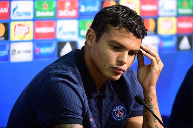 PSG : Premier contact Chelsea-Thiago Silva, ça pourrait chauffer