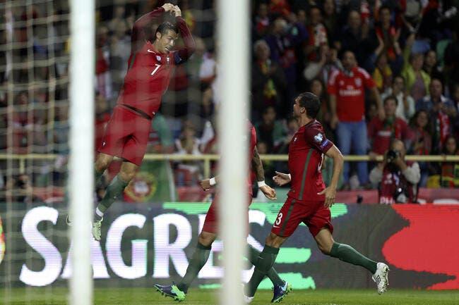 Cristiano Ronaldo revient, et marque un quadruplé !