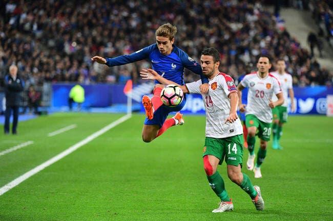 France – Bulgarie 4-1