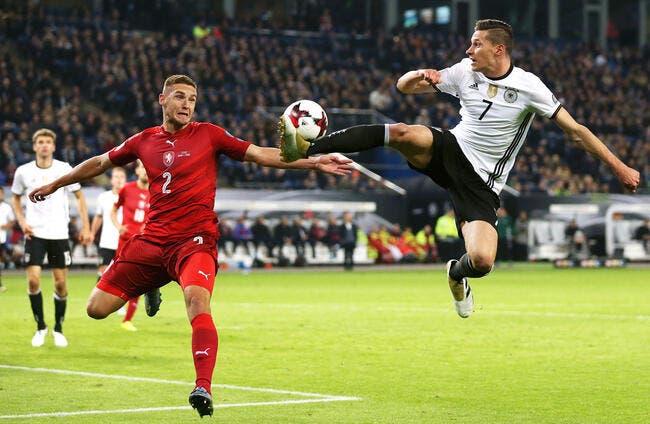 CdM 2018 : Allemagne - République Tchèque : 3-0