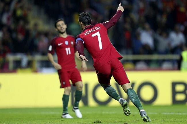 Cristiano Ronaldo ne célèbre même plus ses records