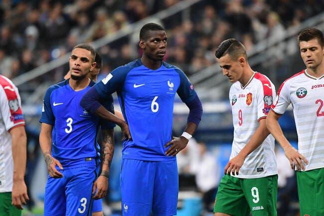EdF : Leboeuf ne voit plus Pogba en équipe de France