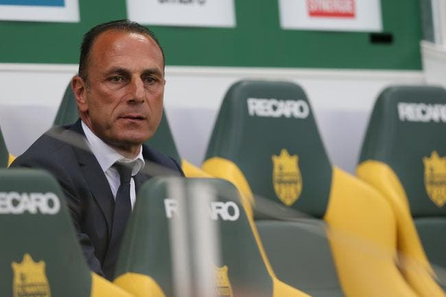 FCN : Nantes n'obsède plus Michel Der Zakarian, la preuve