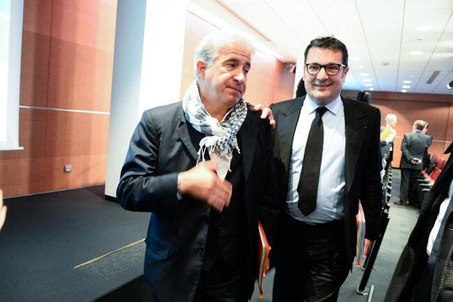 LFP : Caïazzo refuse de laisser sa place à Aulas
