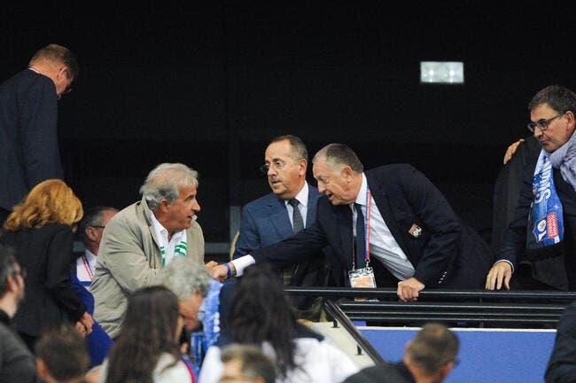 LFP : Caïazzo viré pour faire de la place à Aulas ?