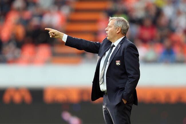 OL : Le fouet ce n'est pas le style de l'Olympique Lyonnais