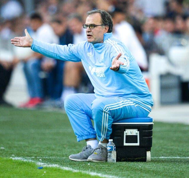 OM : Bielsa refuse de revenir avec un tel effectif à Marseille