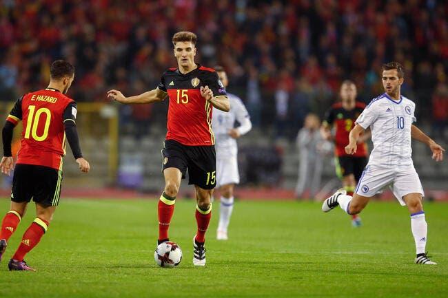 PSG : La Belgique voit « une batterie dans le c… » de Meunier