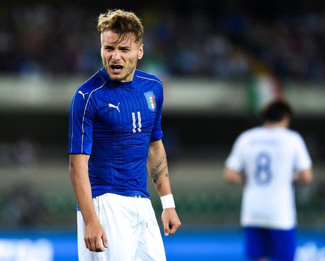 CdM 2018 : Macédoine - Italie 2-3