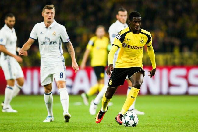Mercato : Dembélé a fait une promesse au Barça, Dortmund va tiquer