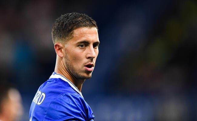 Chelsea : Conte prêt à larguer Hazard pour Bonucci !
