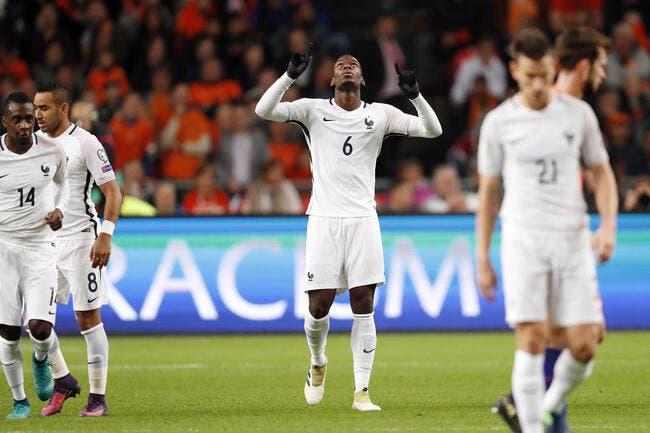 France: Riolo ne se prosternera pas devant Pogba