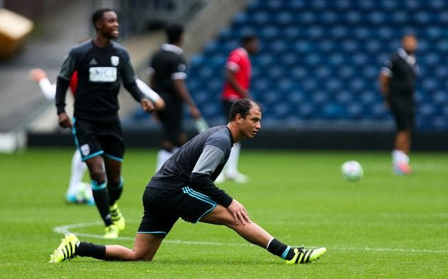 Chamakh à Cardiff (off.)
