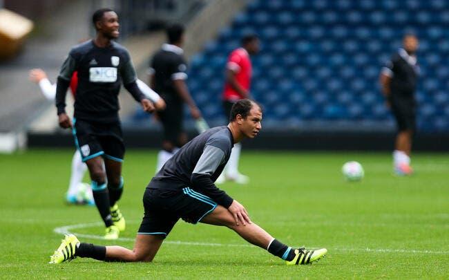 Mercato : Chamakh trouve un point de chute en Championship