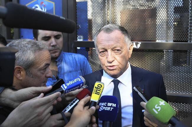 OL : Aulas soutient-il Sarkozy ? Twitter se déchaîne