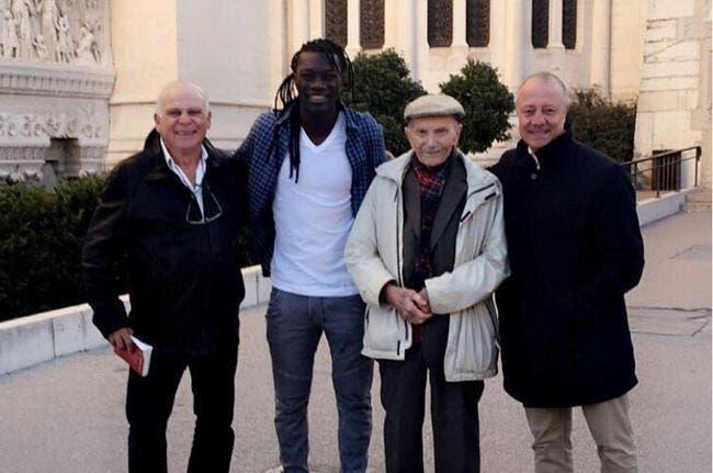 OL : Quand Bafé Gomis revient à Lyon, c'est pour Dieu et Lacombe