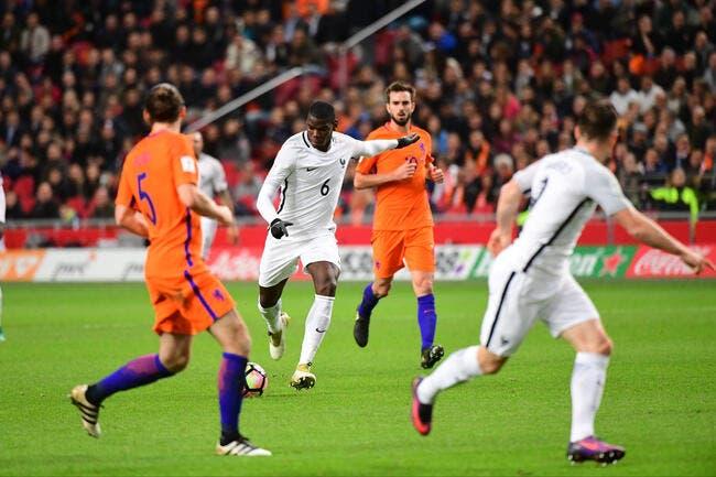 Pays-Bas-France, les notes: Le réveil de Pogba!