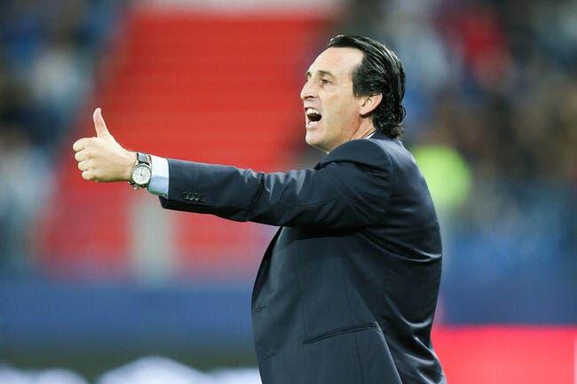 PSG : Emery n'a pas et n'aura jamais peur de ses joueurs