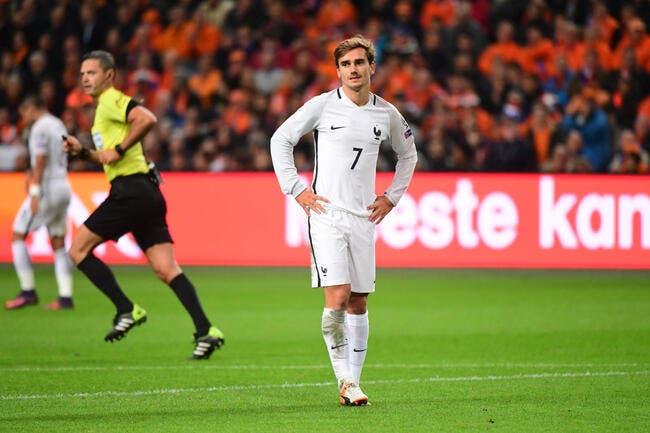 Ballon d'Or : Domenech voit Griezmann quand « Messi et Ronaldo seront morts»