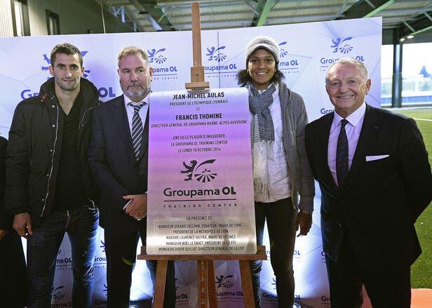 OL : Le Groupama OL Training Center bientôt agrandi pour le public