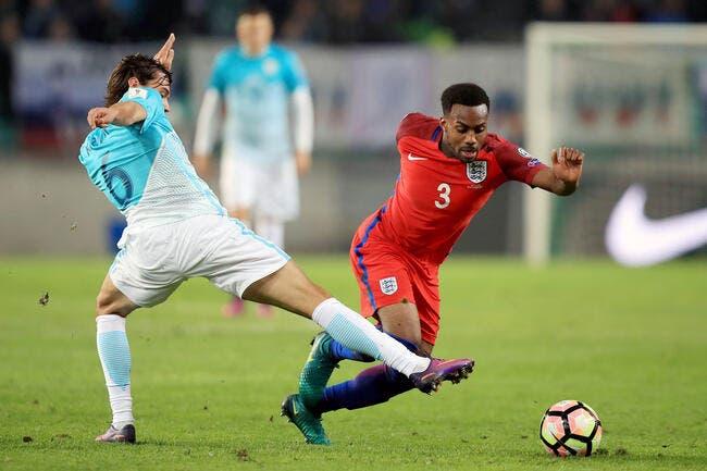 Slovénie - Angleterre 0-0