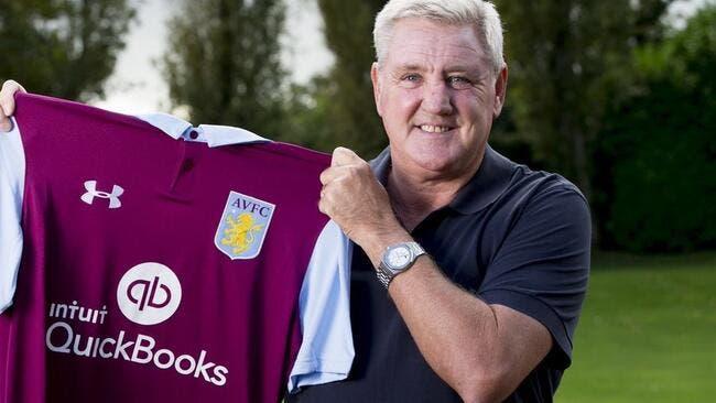 Ang : Steve Bruce nouvel entraîneur d'Aston Villa