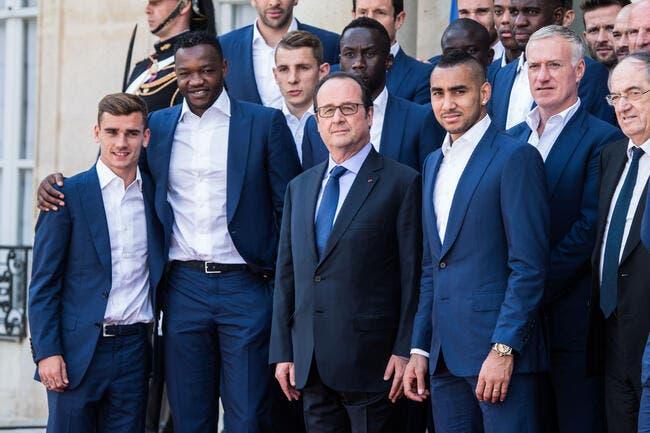 François Hollande dézingue durement l'équipe de France !