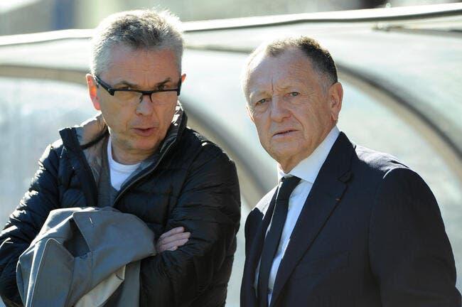 OL : Lyon réagit aux propos de Lacombe sur Houllier
