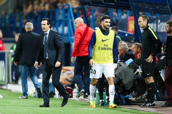 PSG : Javier Pastore dément une blessure longue durée