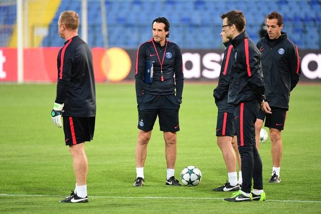 PSG : Motta plutôt que Krychowiak, Emery aurait bien cédé à ses joueurs