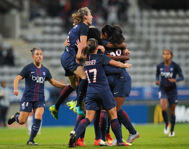 LdC féminine : Le PSG renverse Lillestrom et file en 8e de finale !