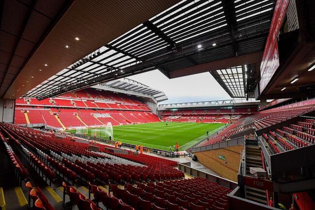 Liverpool: Pas de siège V.I.P dans le Kop, pas de travaux !