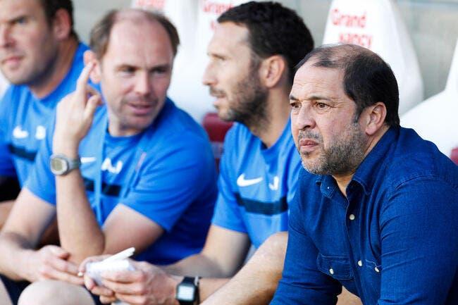 Nancy : Avec la magie du foot, Correa se voit taper le PSG