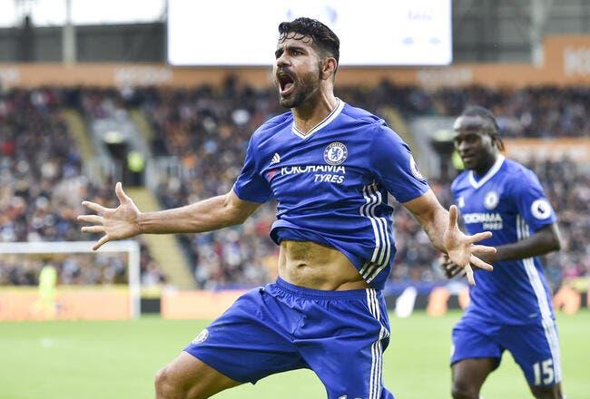 Chelsea : Nike craque totalement et surpasse Adidas