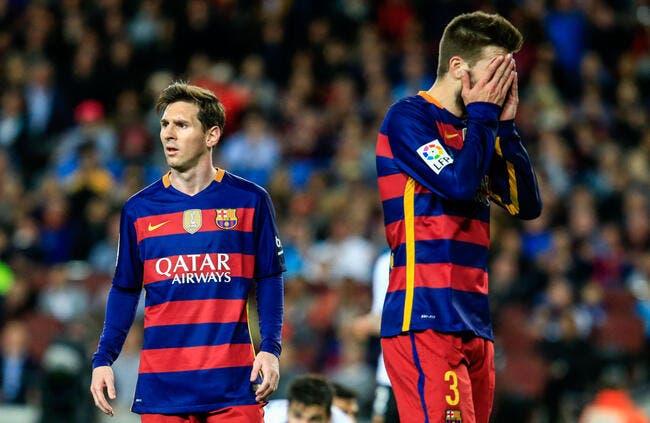 Le Barça sans Messi, Piqué annonce un terrible drame