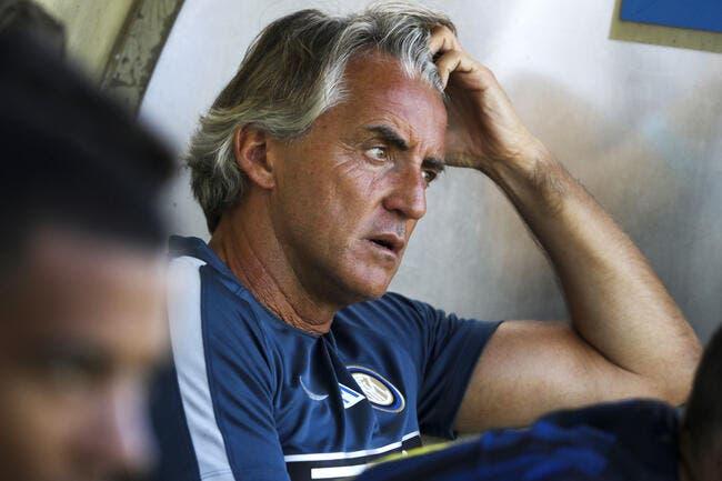 OM : Ce très cher Roberto Mancini arrive dans la short-list !