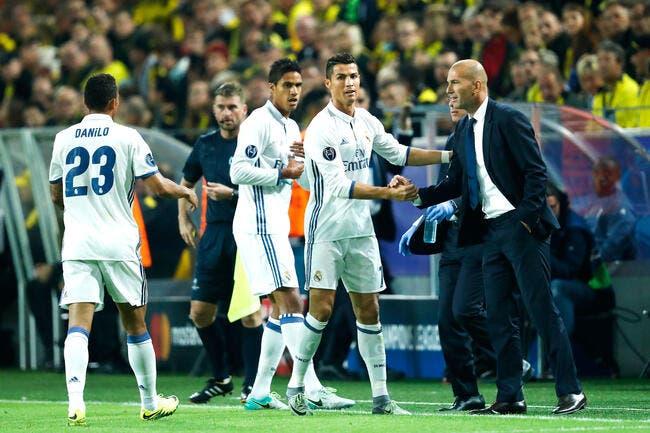 Real Madrid: Cristiano Ronaldo fâché avec Zidane? Il répond