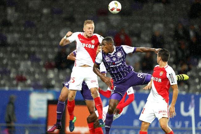 Toulouse – Monaco 3-1