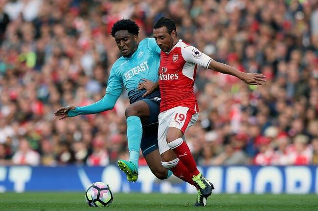 Arsenal - Swansea : 3-2