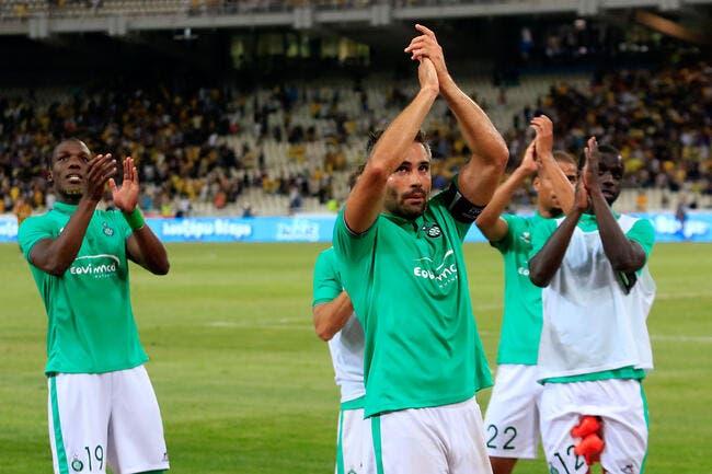 ASSE : Perrin dévoile la raison qui peut le faire quitter Saint-Etienne